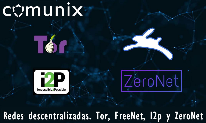 Redes Descentralizadas | Comunix